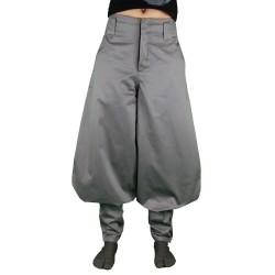 Nikka pants gray & blue