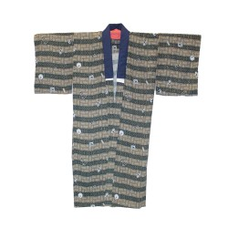 Jyuban - Men's Kimono Button