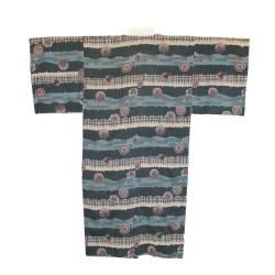 Jyuban - Men's Kimono Wave