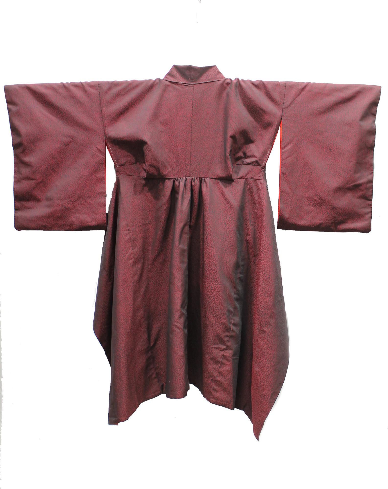 Custom Kimono Coat