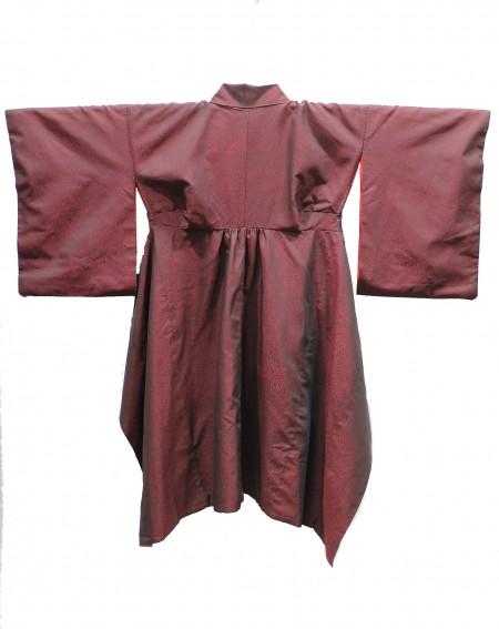 Manteau Kimono Customisé