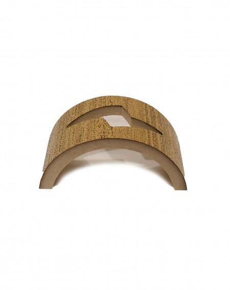 Support d'éventail en bambou