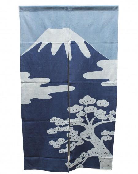 Noren Batik Fuji