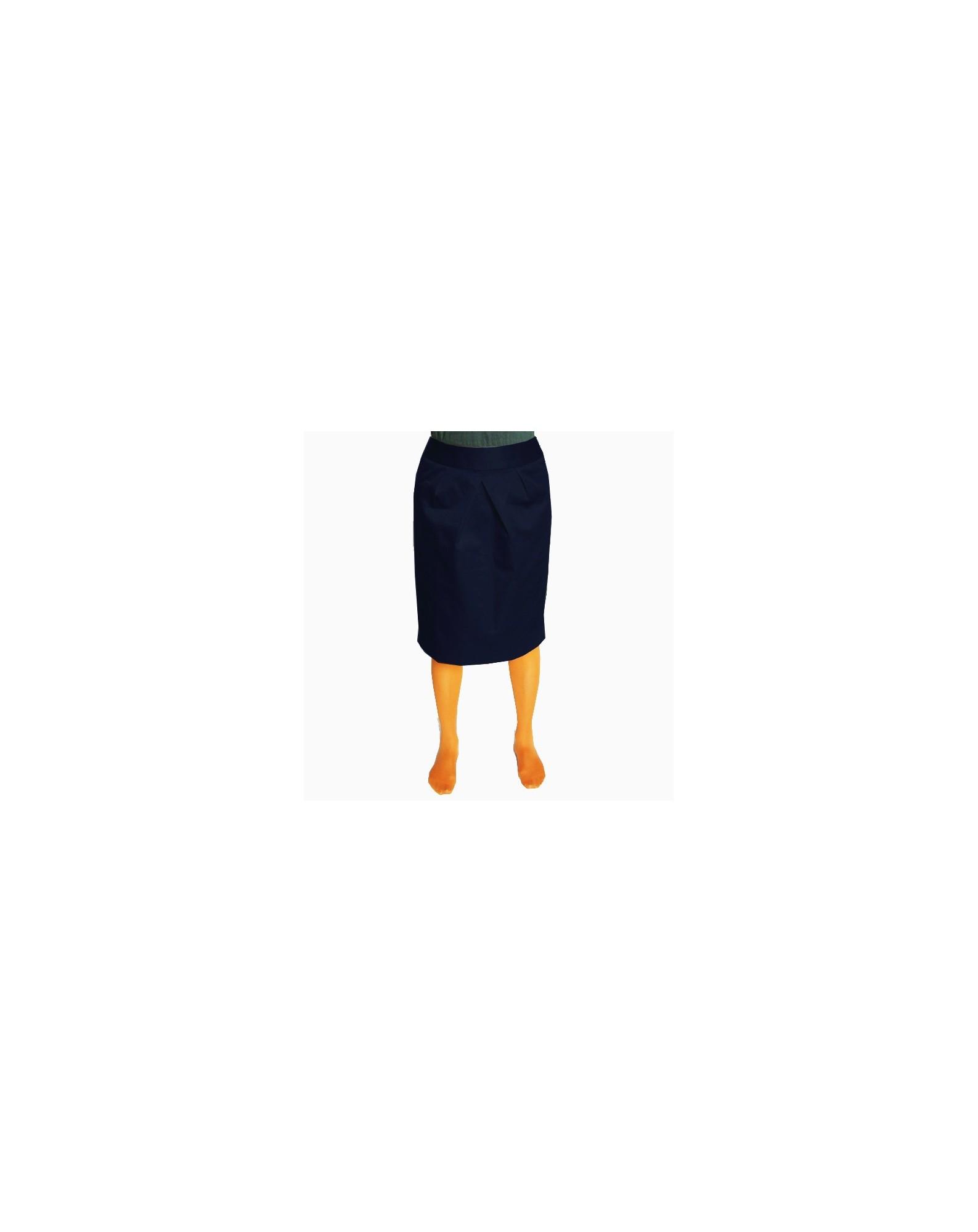 jupe japonaise plissée