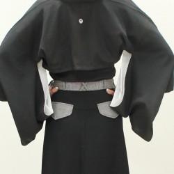 Kimono jupe avec poche