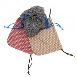 String bag Mitsuko geometric