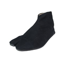Japanese ankle boots Coba-black