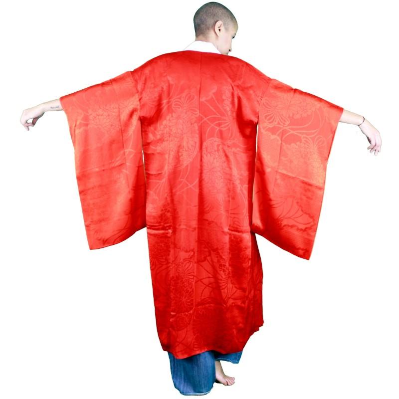 Jyuban - kimono rouge