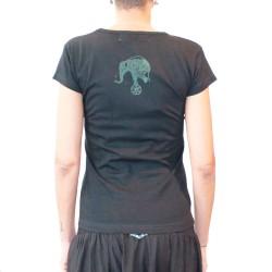 """""""Elephant"""" F Vert/noir"""
