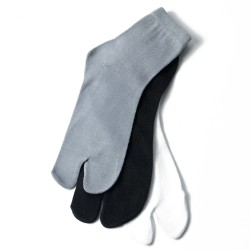 Short Japanese plain socks