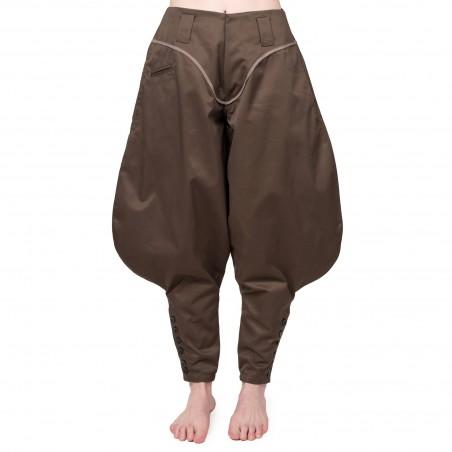 Jodhpur pants piping