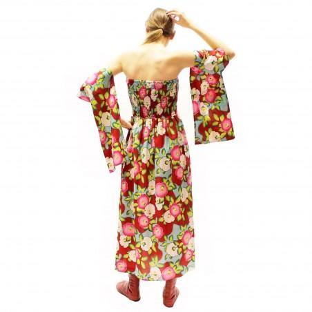 Long Tsubaki dress