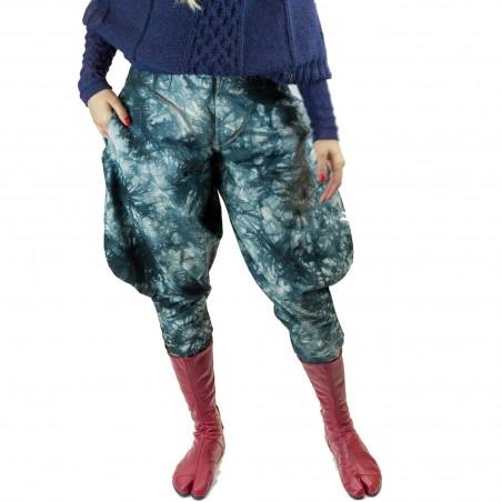 Pantalon Nikka passepoilé