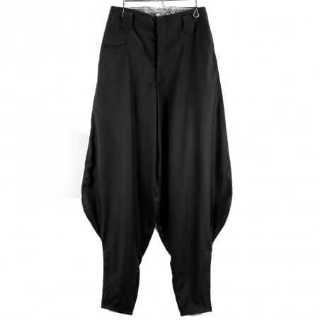 Pantalon Nikka Long en laine Tatami