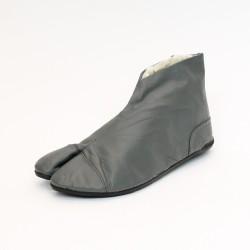 Japanese ankle boots Uba gray