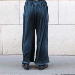 Pantalon en maille seamless