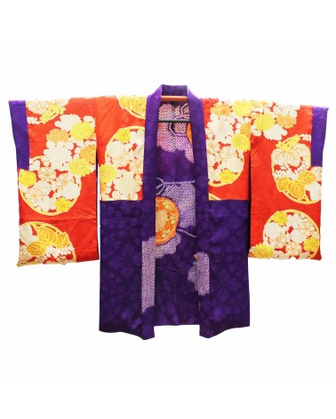 HAORI embroidered