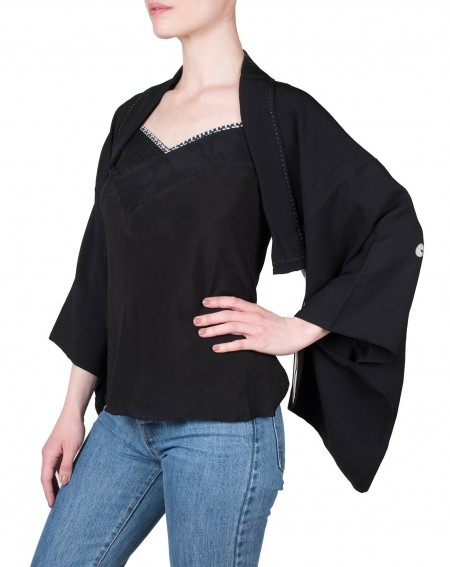 Kimono cache-épaule