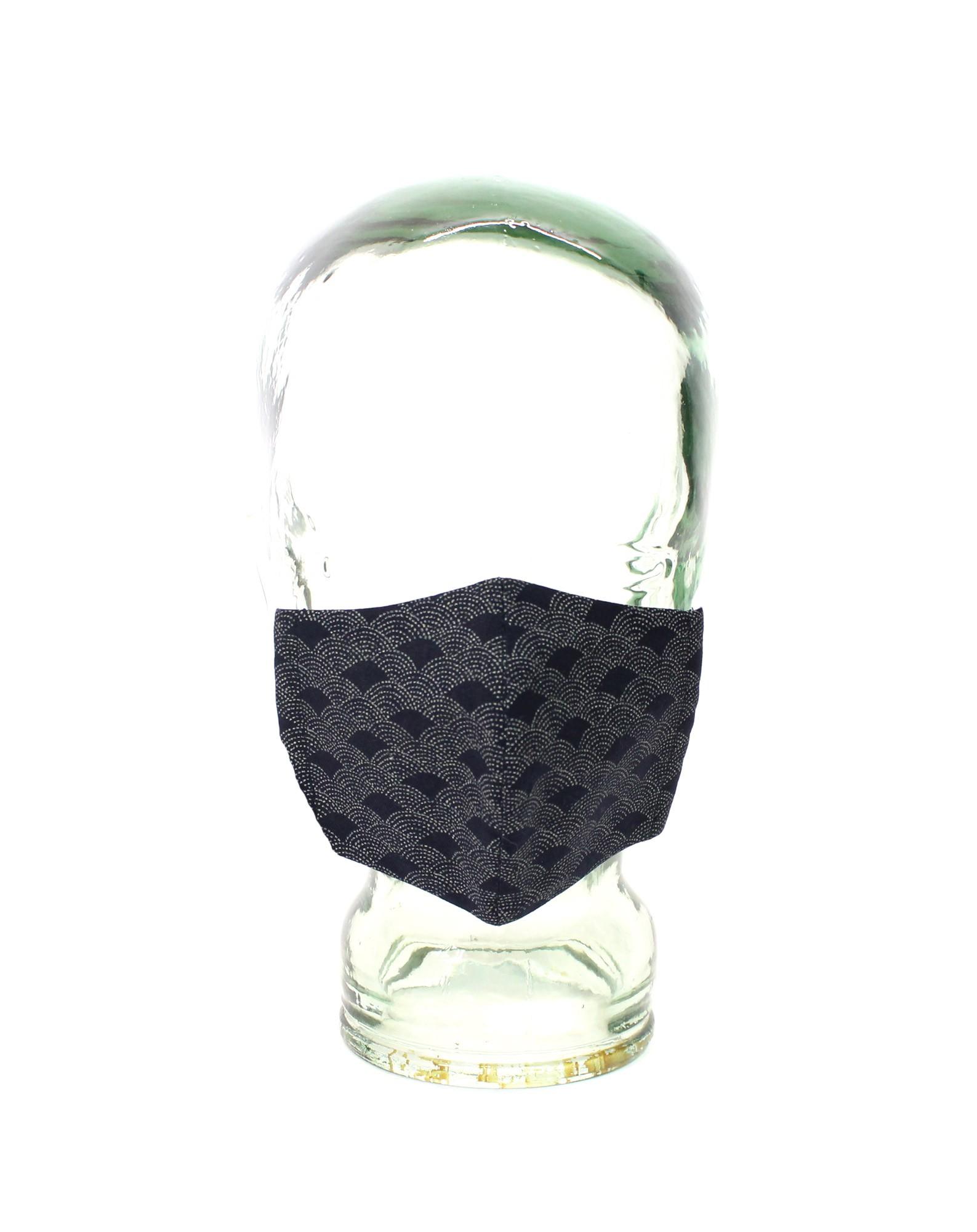 Masque de protection bleu