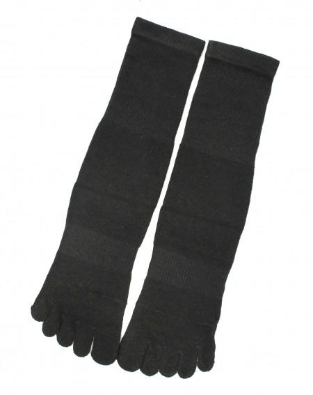 Chaussettes à 5 orteils en soie