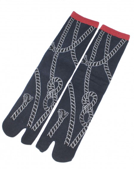 TABI hinght socks Rope
