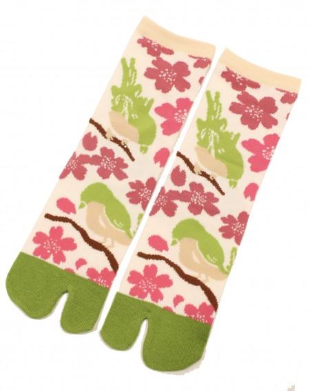 Socks TABI Sakura