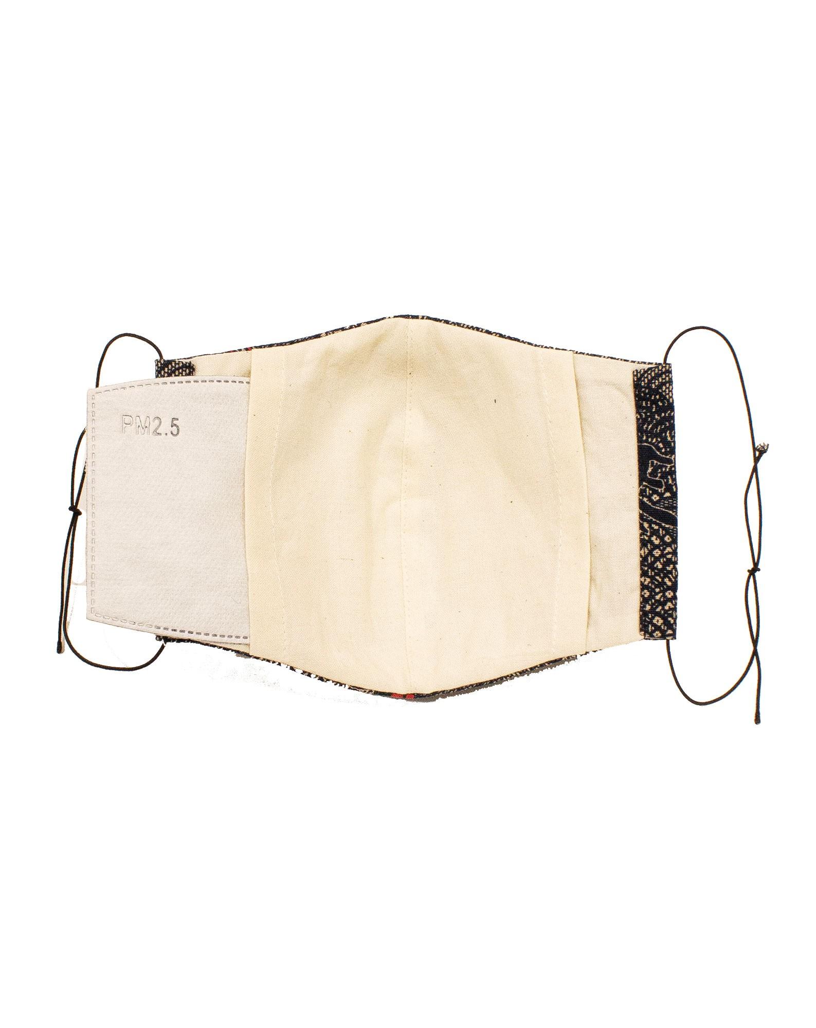 Mask with filter pocket - Kamon